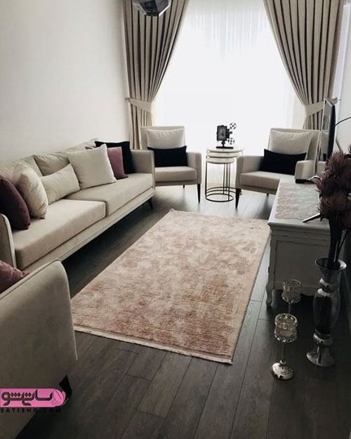 دکوراسیون منزل ایرانی شیک | مدل خانه لاکچری
