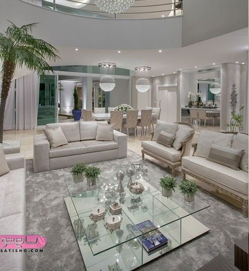 عکس خانه زیبا و شیک
