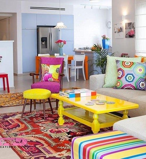 طراحی خانه های کوچک ایرانی