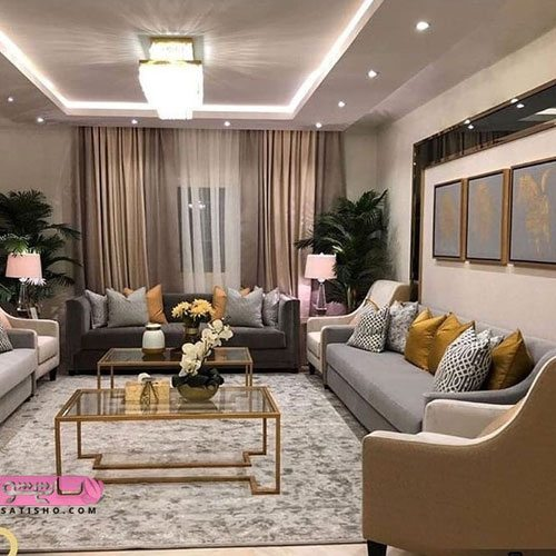 جدیدترین مدلهای طراحی و چیدمان داخلی منزل
