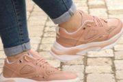 مدل کفش اسپرت دخترانه جدید