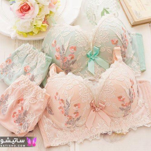 عکس مدل جدید لباس خواب