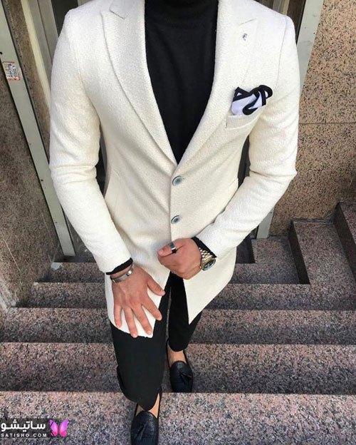 ۶۵ مدل کت شلوار مردانه جدید و شیک ۹۹