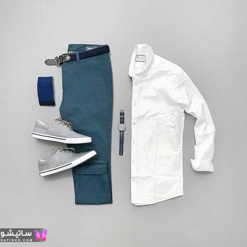 انواع ست لباس مردانه اسـپرت
