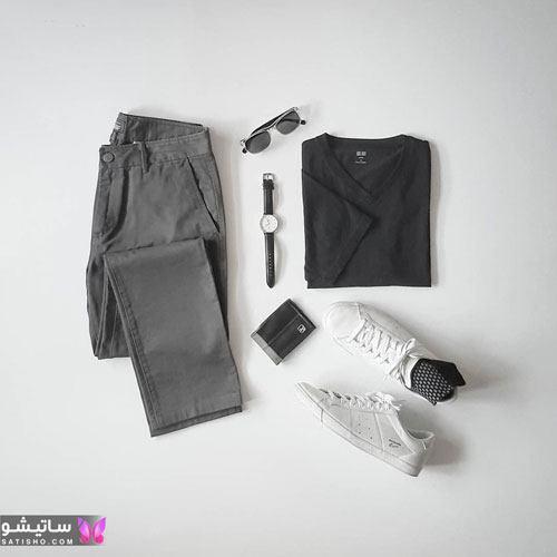 ست لباس مردانه جدید 99