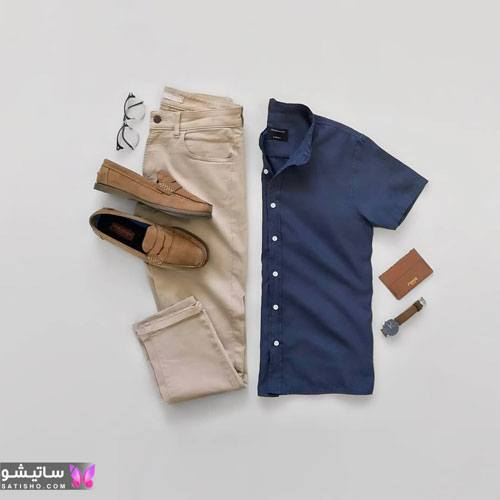 ست لباس مردانه شیک مجلسی