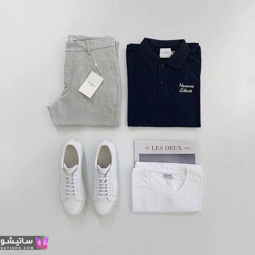 ست لباس مردانه شیک با قیمت