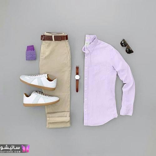 ست لباس شیک مردانه جدید