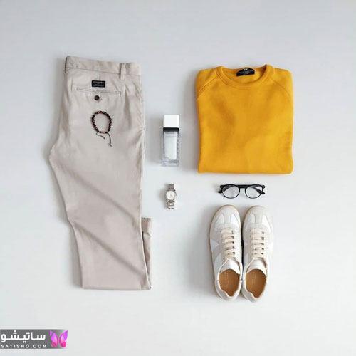 ست لباس مردانه مجلسی اینستاگرام