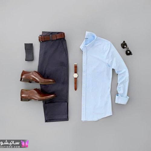 ست لباس اسـپرت مردانه جدید