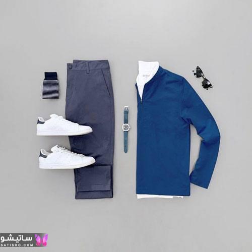 ست لباس مردانه اسپرت دیجی کالا