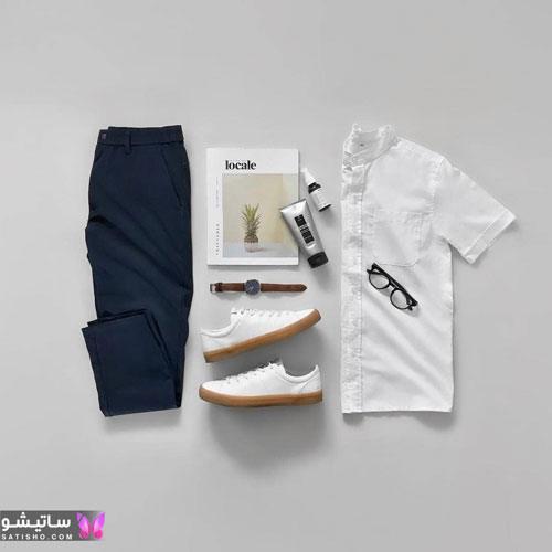 ست لباس مردانه اسپرت ورزشی