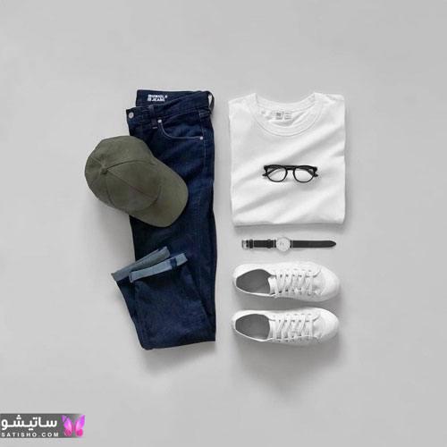 ست لباس مردانه اسپرت خانگی