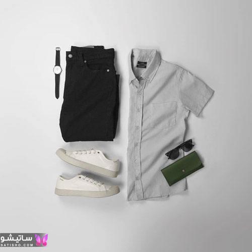 عکس ست لباس جدید مردانه