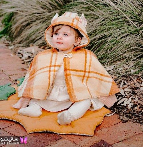 لاکچری ترین شنل بچگانه دخترانه جدید ۲۰۲۰