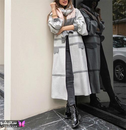 manto tabesstooni satisho 16 - مدل مانتو تابستانه جدید ❤️ شیک ترین مدلهای مانتو تابستانی 2021
