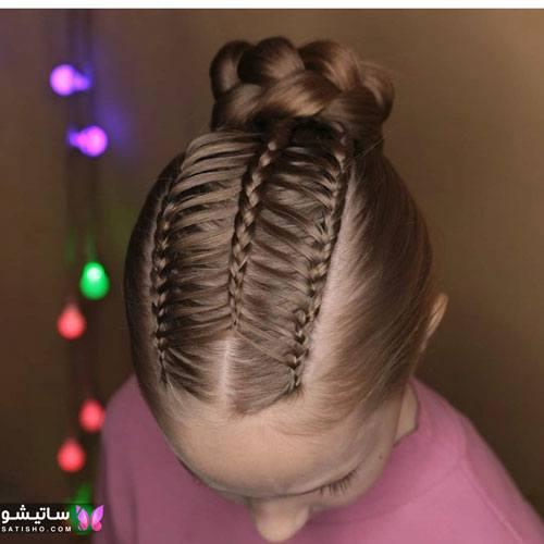 مدل موی دختر بچه جدید 2020