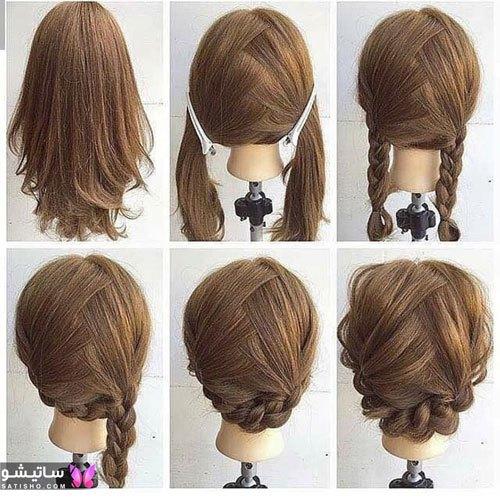 شیک ترین مدلهای بافت مو جدید