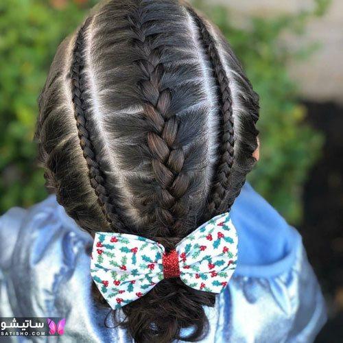 مدل موی بچگانه دخترانه لاکچری 2020