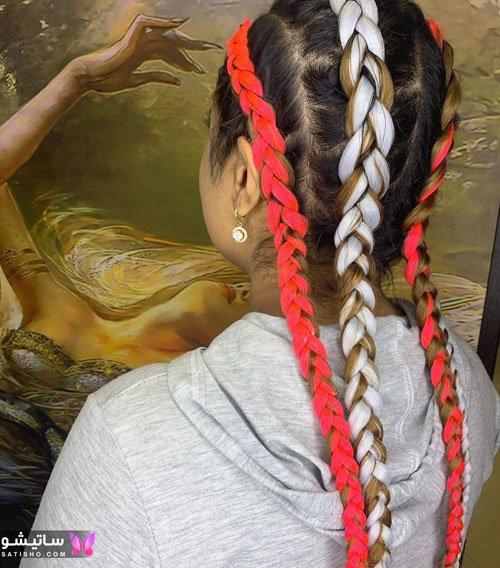بافت مو شیک ۲۰۲۰ | آلبومی از گالری دیدنی بافت مو شیک ۲۰۲۰