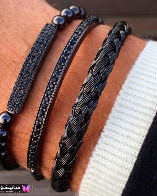 مدل دستبند ۱۴۰۰ | مدل دستبند دست ساز جدید با طرح و ایده های زیبا و خاص