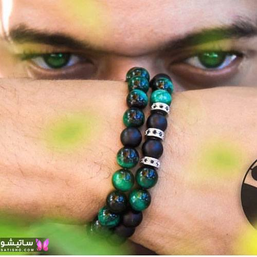 مدل دستبند چرم مردانه جدید