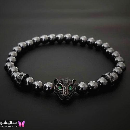 مدل دستبند مردانه جدید و شیک