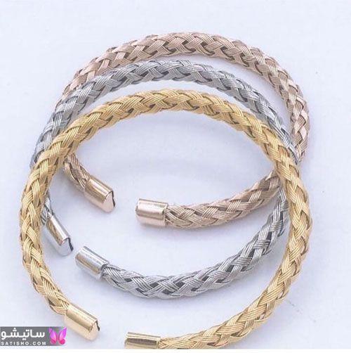 مدل دستبند پسرانه طلا