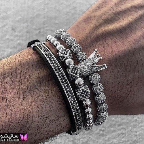 انواع دستبند پسرانه شیک ۲۰۲۱ - ۱۴۰۰