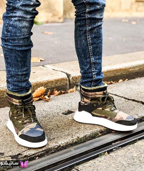 مدل کفش اسپرت مردانه 99