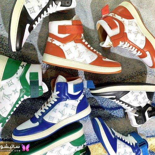 انواع کفش اسپرت مردانه 2020 مدرن و جذاب