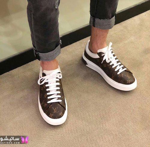 انواع کفش اسپرت مردانه