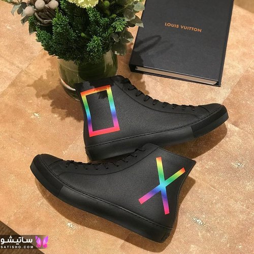 انواع کفش اسپرت مردانه آدیداس مـشکی رنگ