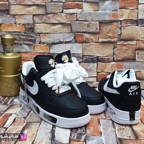انواع کفش اسپرت مردانه خارجی مـشکی رنگ