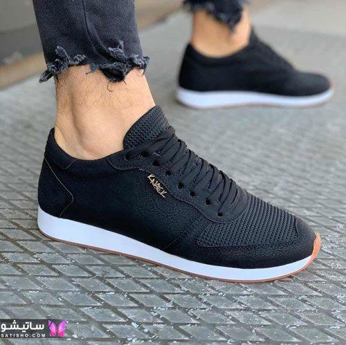 انواع کفشهای اسپرت پسرانه مـشکی رنگ