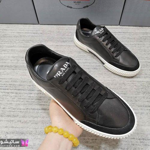 مدل های جدید کفش اسپرت مردانه مـشکی رنگ