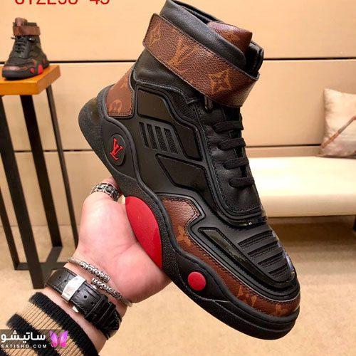 تصاویری از کفش اسپرت پسرانه مـشکی رنگ