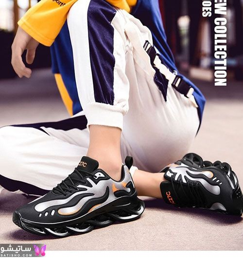 مدل کفش زیبا و شیک پسرانه