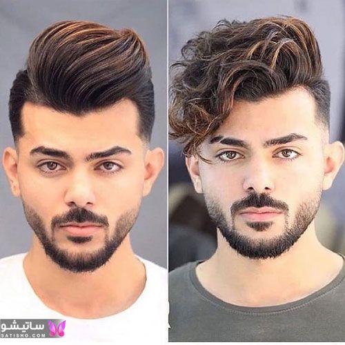 مدل جدید مو مردانه کوتاه