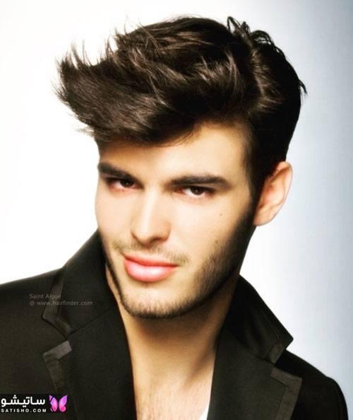 مدل مو مردانه کلاسیک ۲۰۲۰