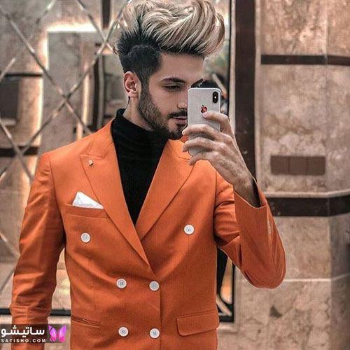 عکس مدل مو مردانه جدید
