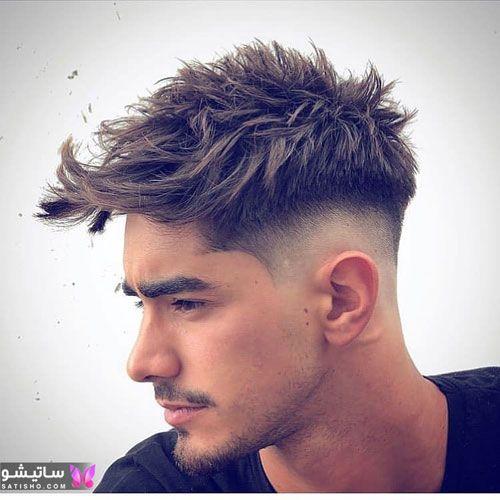 عکس مدل مو مردانه ساده