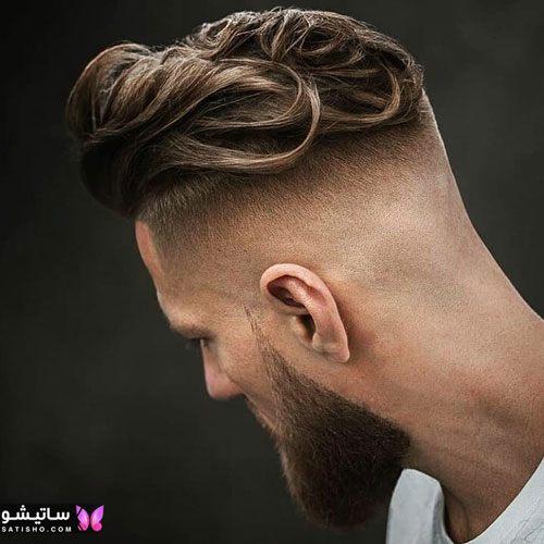 انواع مدل مو مردانه با اسم