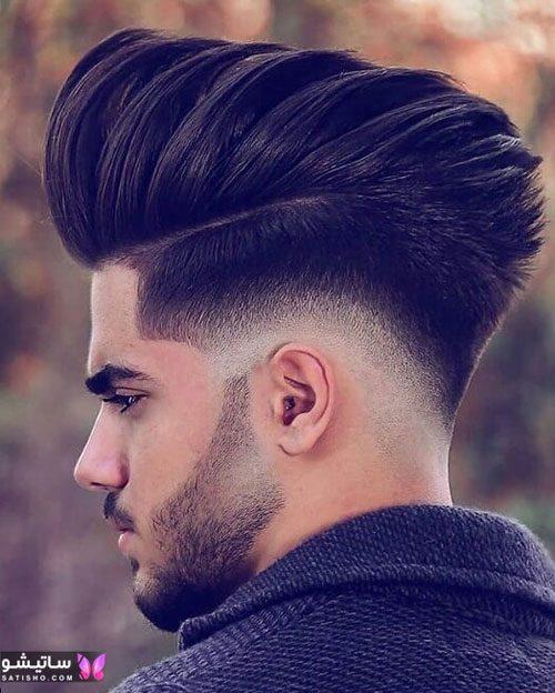 انواع مدل مو مردانه جدید