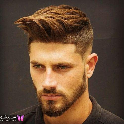 انواع مدل مو پسرانه بلند