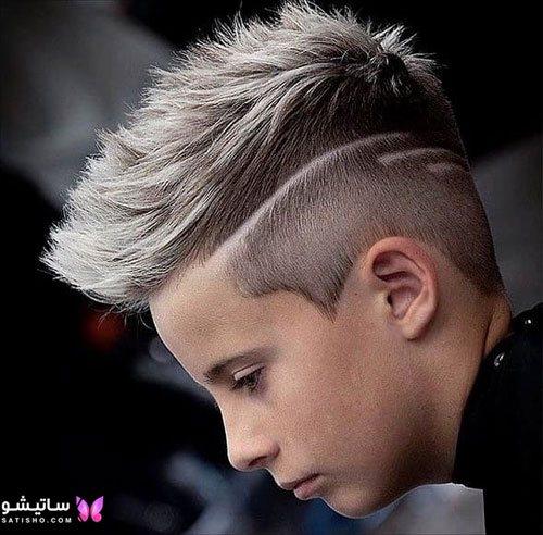 انواع مدل مو پسرانه ۲۰۲۰