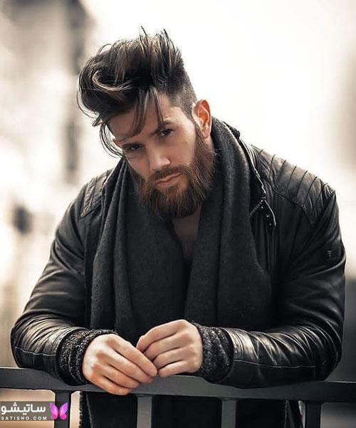 انواع مدل مو پسرانه ساده