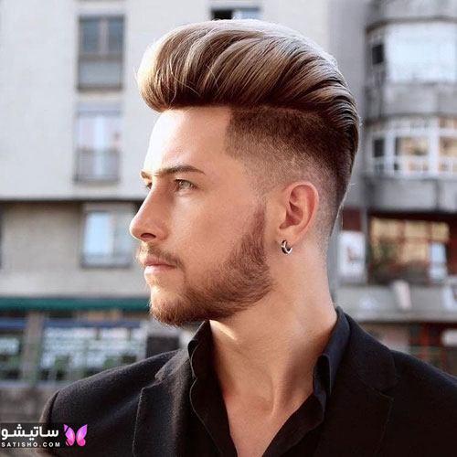 عکس هایی از مدل مو پسرانه