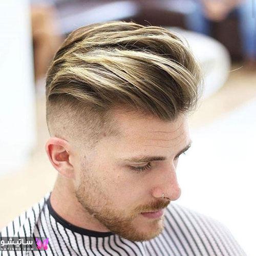 انواع مدل مو پسرانه
