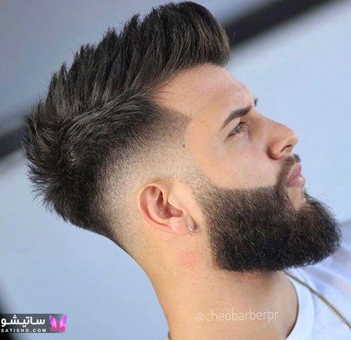 مدل موی مردانه جدید کوتاه